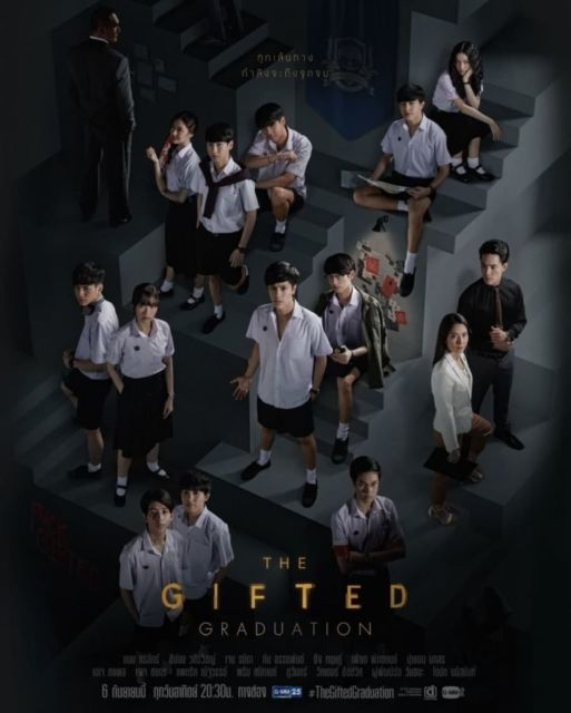 The Gifted : Graduation by @TheGiftedGlobal on Twitter