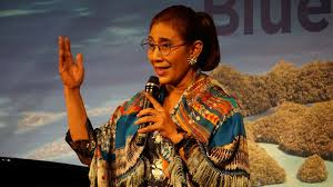 Photo of Susi Pudjiastuti on ekonomi.bisnis.com