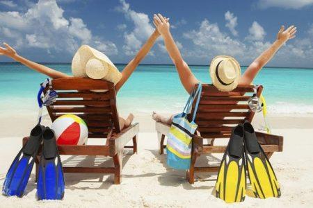 Refreshing Di Pantai