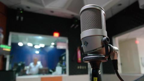 Siaran di radio