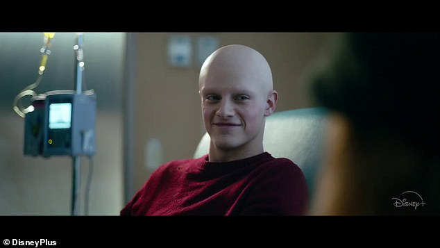 Zach setelah operasi