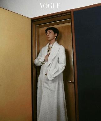 G-Dragon Vogue Korea Photoshoot