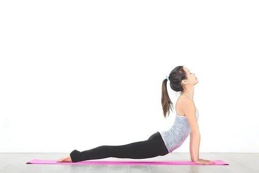 gerakan-gerakan yoga