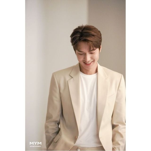 Lee Min Ho. Dok: MYM Entertaiment