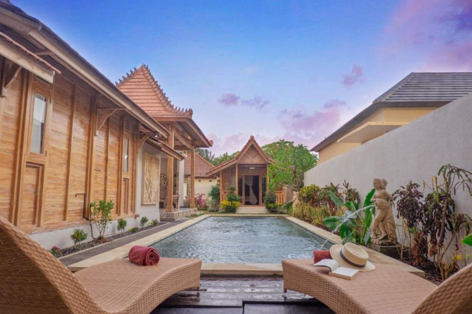 Homayoon Private Villa, Ubud, Bali