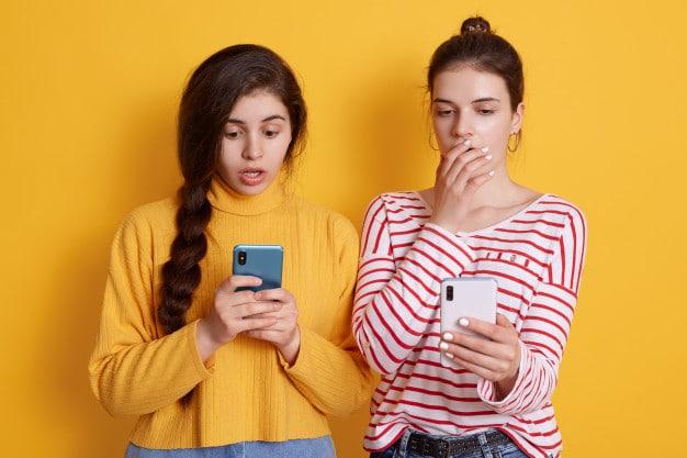Berhenti stalk media sosialnya