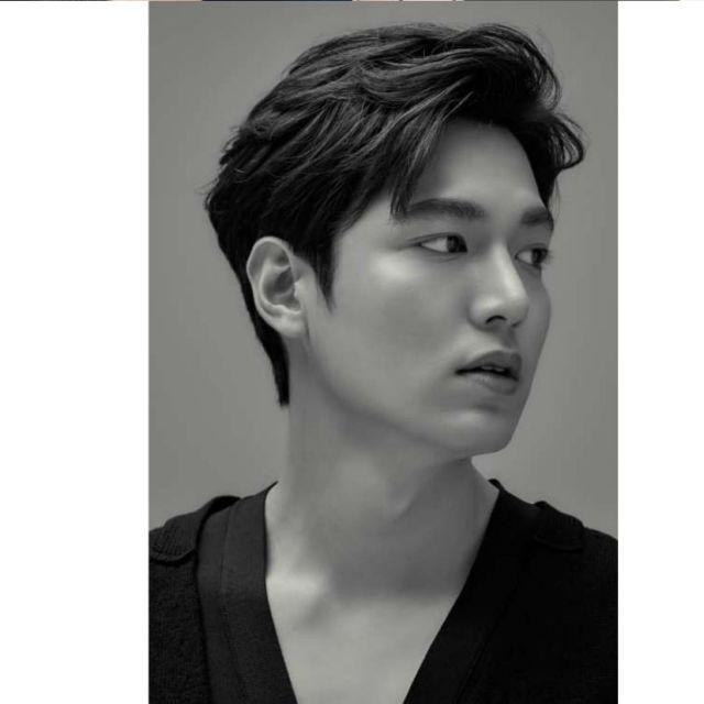 Lee Min Ho. Doc: MYM Entertaiment