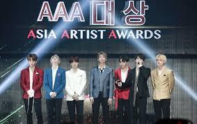 Asia Artist Awards 2019