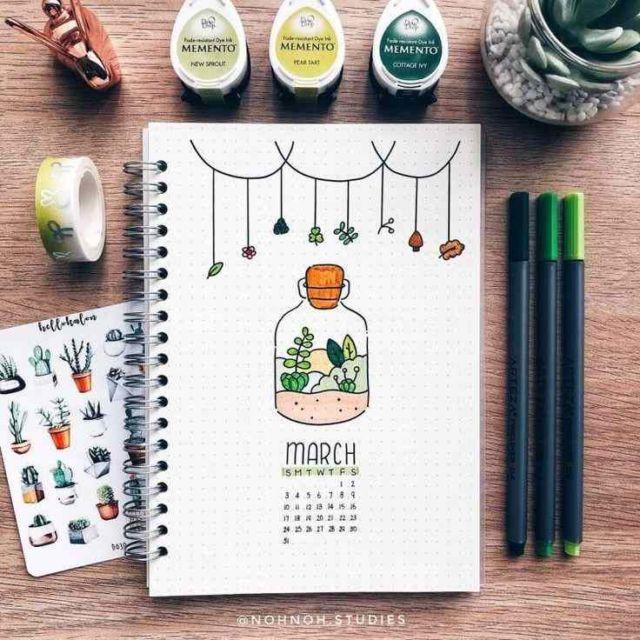 Kalender yang jadi sampul buku