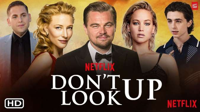 Don't Look Up Trailer