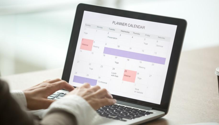 Planner | Photo by Key 7 Software
