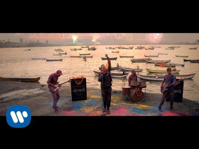 Photo by Coldplay on YouTube
