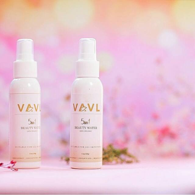 VAVL Beauty Water