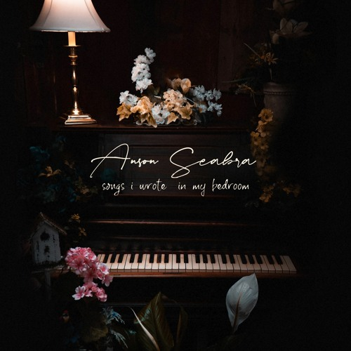 Cover album I Wrote in My Bedroom - Anson Seabra by Pinterest