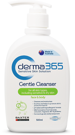 Derma 365 Face and Body Wash