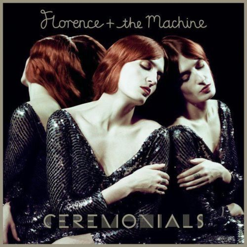 Cover album Ceremonials - Florence + The Machine by Music Trajectory