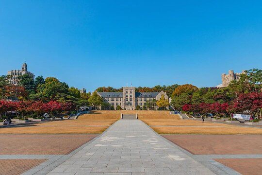 Photo by Korea University Official on Instagram
