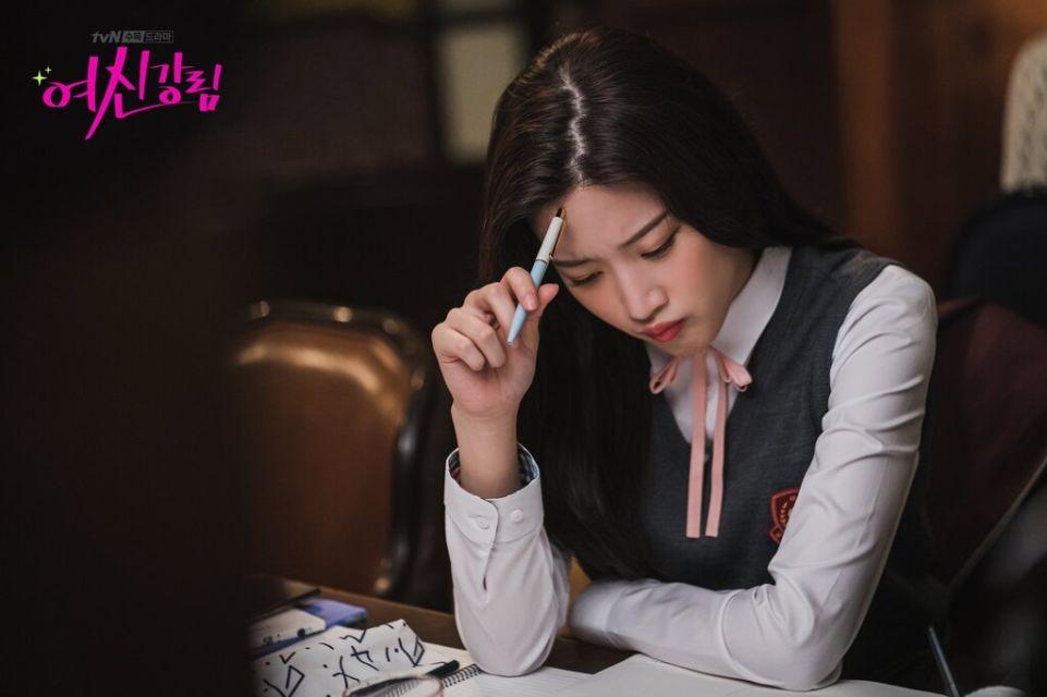 Jangan menyerah! Yuk, ingat lagi alasan dan tujuanmu | Photo by tvN on Twitter