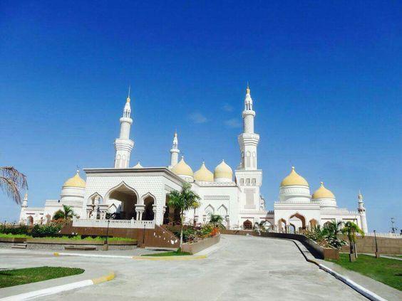 Grand Mosque of Cotabato (Foto by Sha)