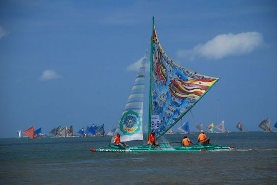 Festival Paraw Regatta (Foto by Kasia S)