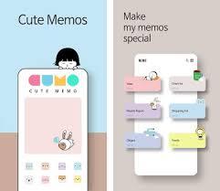 Tampilan Cute Note - DDay Todo apk