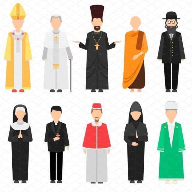 Agama sebagai salah satu contoh Skrip Identitas.