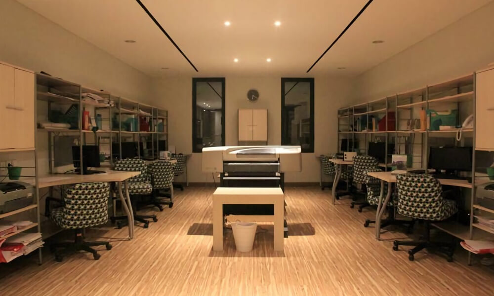 Ruang Kerja By Arsitag.com