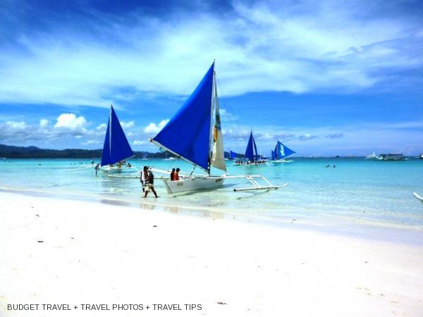 Transportasi untuk wisata ke pulau boracay di Filipina