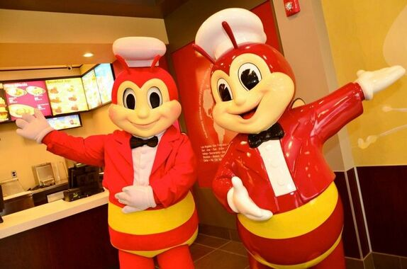 Jollibee via Pinterest