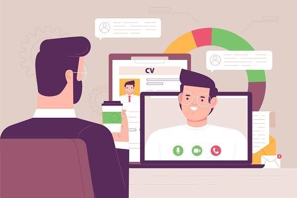 Wawancara Kerja Virtual