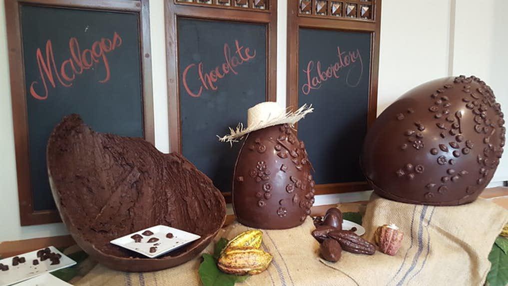 Davao chocolate