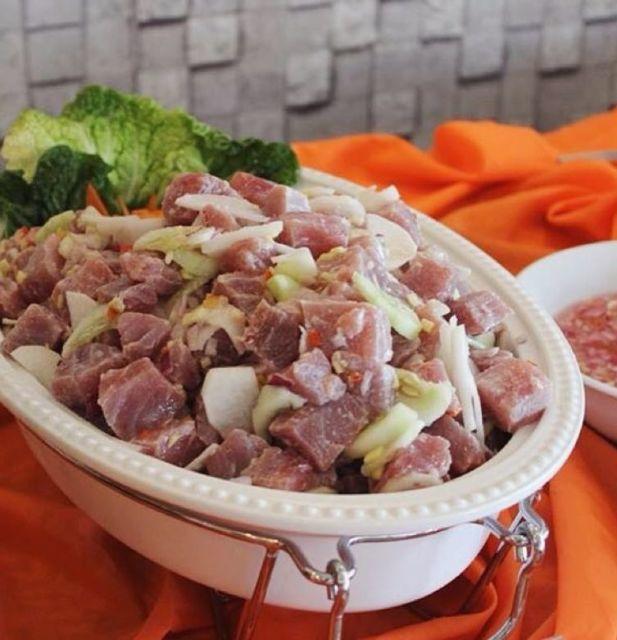 Tuna davao culiner