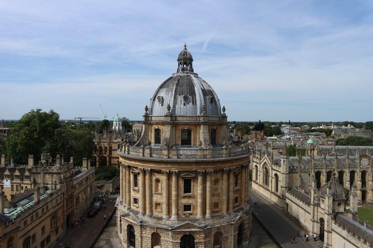 University of Oxford on Unsplash