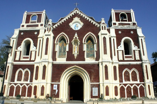 Saint Augustine Parish: The Shrine of Our Lady of Charity by Intrepid Wanderer