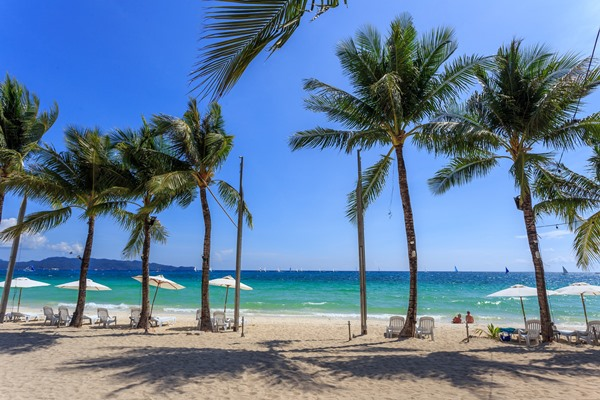 Pantai Boracay Filipina by jojo_b