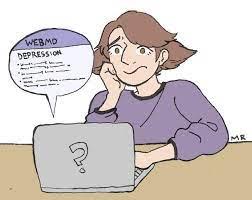 bentuk self-diagnose pada remaja yang dilakukan di sosial media