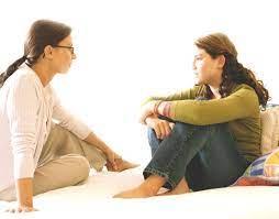 berbicara dengan orang tua