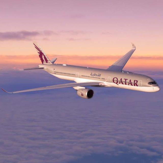 Photo by Qatar Airways