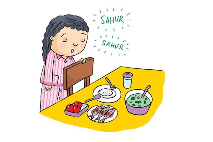 Melewatkan Sahur