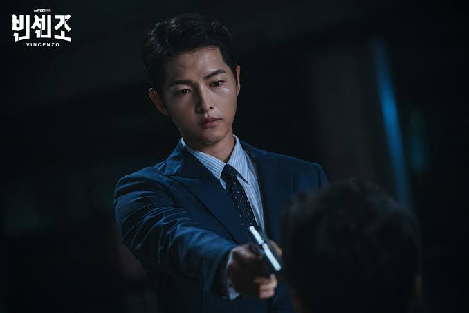 Vincenzo Drama Korea from Google