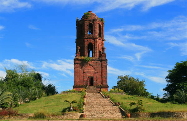 Bantay Bell Tower by bend1k