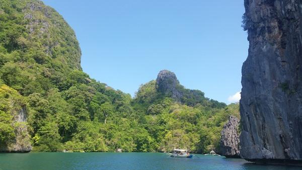 Palawan Filipina Tropis Laguna by summersdale