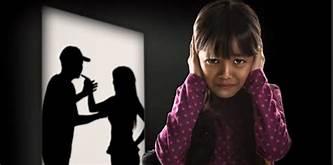 Jangan Bertengkar Di Dekat Anak