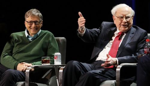 Bill Gates Salah Satu Sosok Panutan
