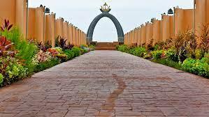 Billionth Barrel Monument