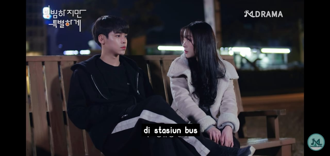 Web Drama Ordinary but Special on Youtube