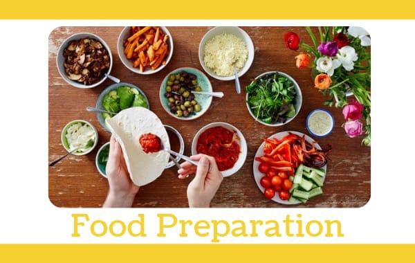 Food Preaparation (Hipwee)