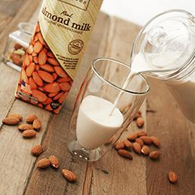 137 Degrees Almond Unsweetened Milk 1L