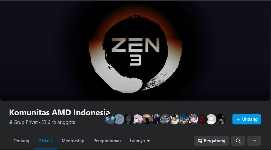 Komunitas AMD Indonesia (KAI)