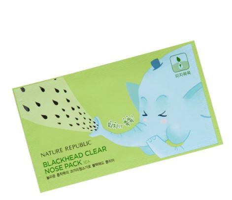 NATURE REPUBLIC Blackhead Clear Nose Pack 1ea